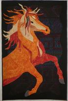 wild horse dream catcher quilt